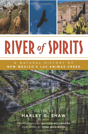 River of Spirits Book